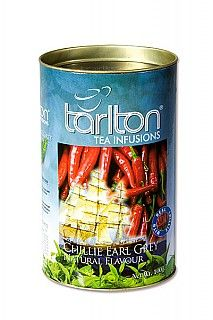 Zelený čaj TARLTON Green Chillie Earl Grey, 100g