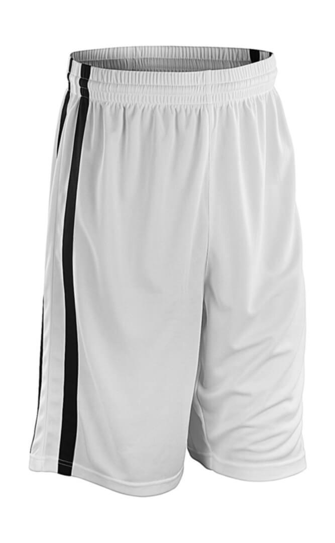 Basketbalové pánske rýchloschnúce šortky