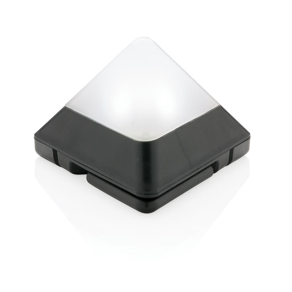 trojuholníkové mini svietidlo