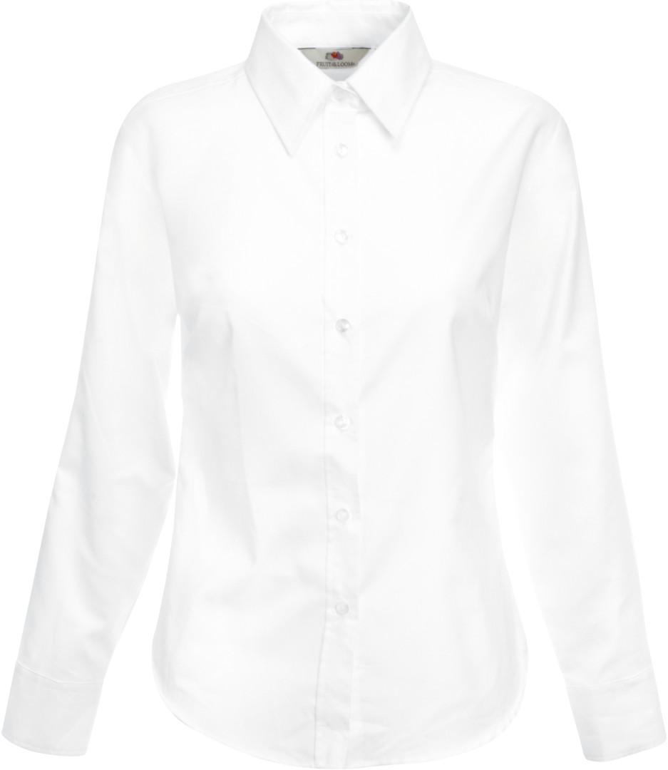 Dámska košeľa s dlhým rukávom