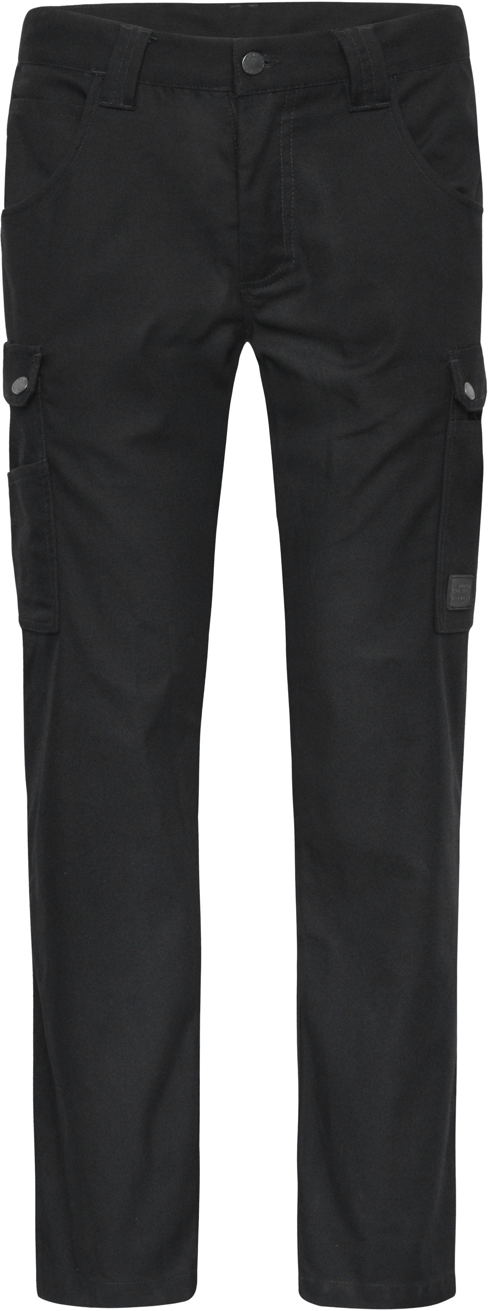 Workwear Cargo Pants -Solid-