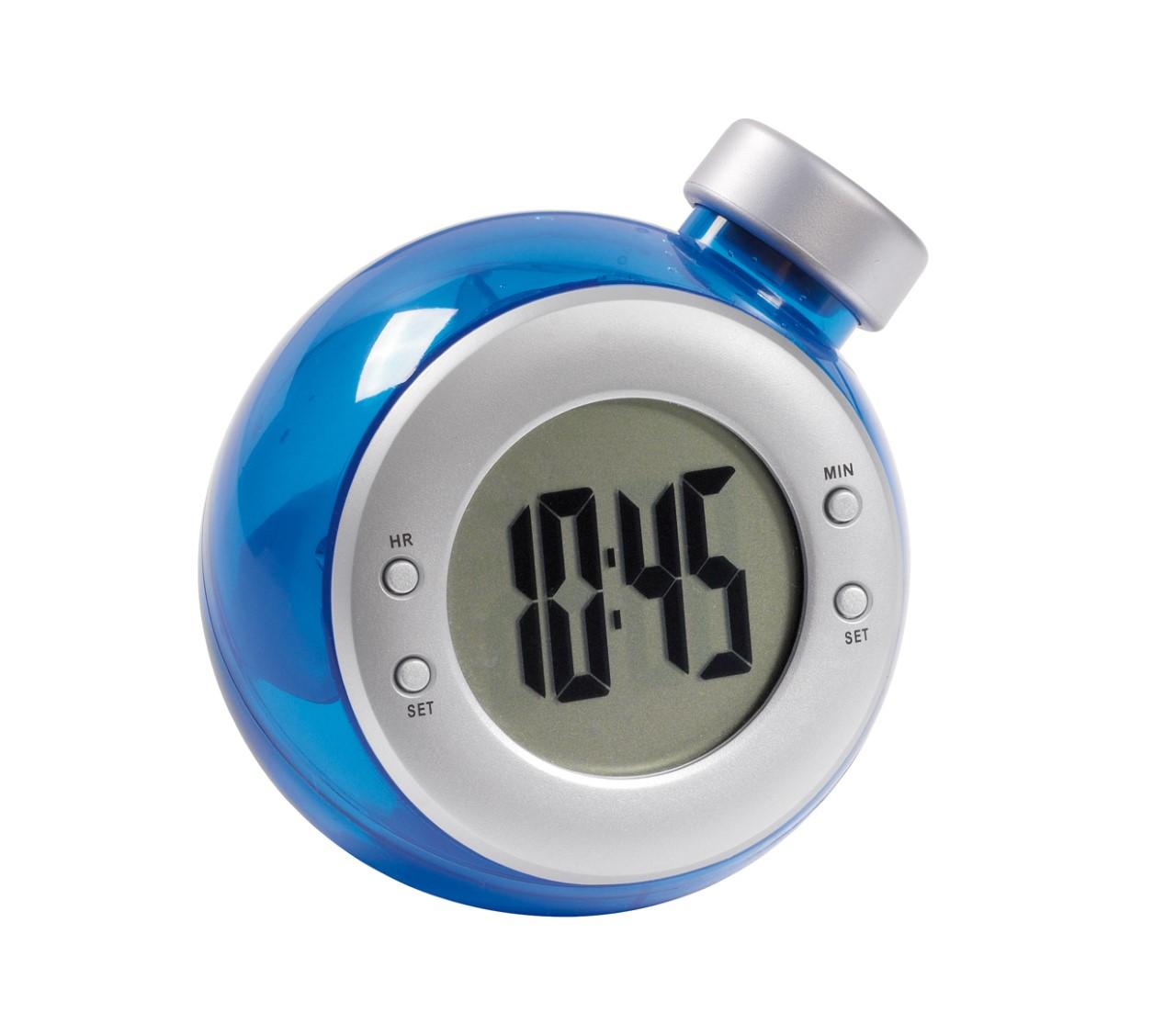 DEEP BLUE Stolové hodiny