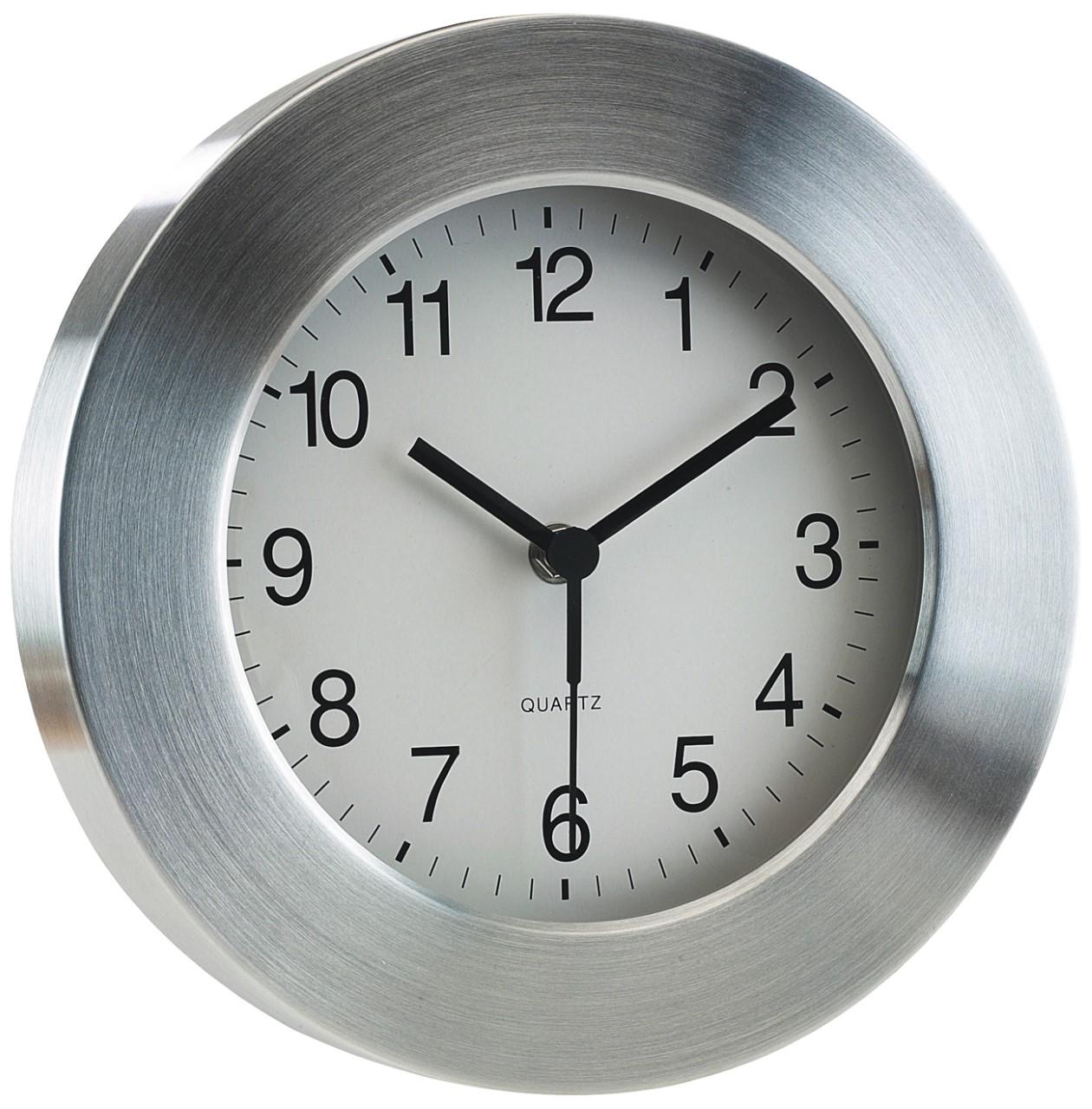 """Aluminium wall clock """"Venus"""""""