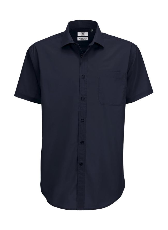 5e60aaa4fcdc Pánska košeľa Smart s kratkými rukávmi